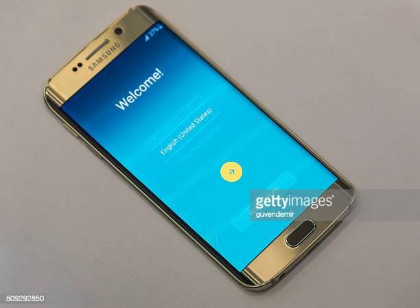 Samsung Galaxy S6 Rand Gold