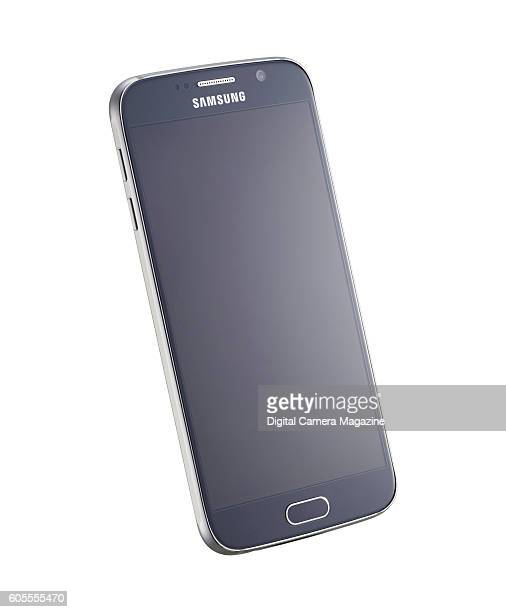 A Samsung Galaxy S6 smartphone taken on October 12 2015