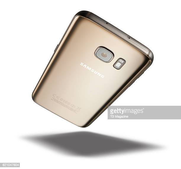 A Samsung Galaxy S7 smartphone taken on March 15 2016