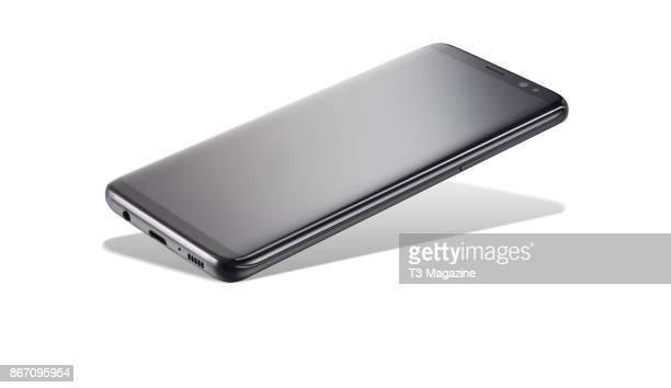 A Samsung Galaxy S8 smartphone taken on March 28 2017