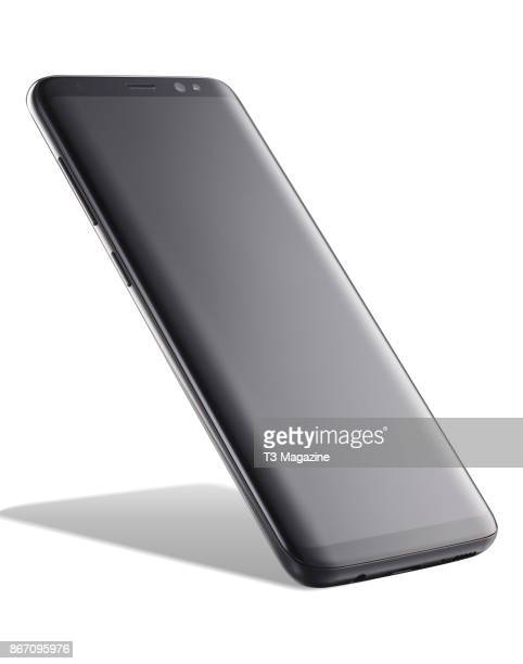 A Samsung Galaxy S8 smartphone taken on March 28 2017