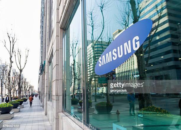 サムスン製のオフィスソウル - ブランド サムスン ストックフォトと画像