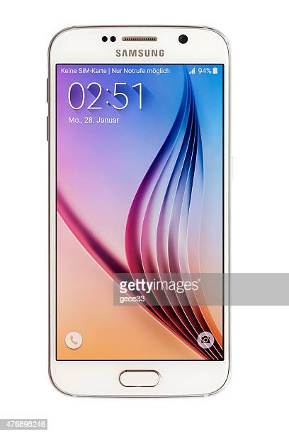 Samsung S 6 (ドイチュ言語)