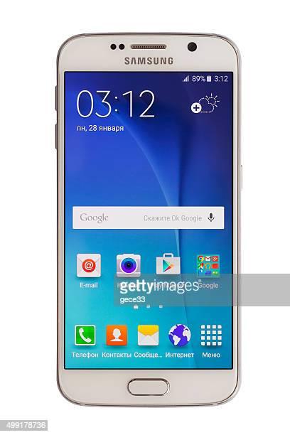Samsung S 6 (ロシア語