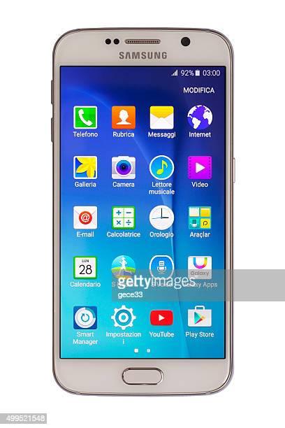Samsung S 6 (イタリア語