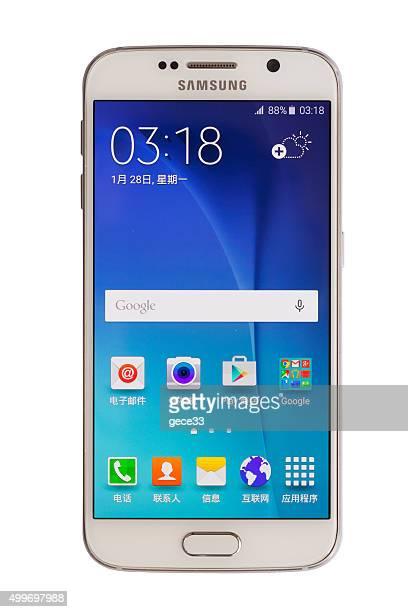 Samsung S 6 (中国語)