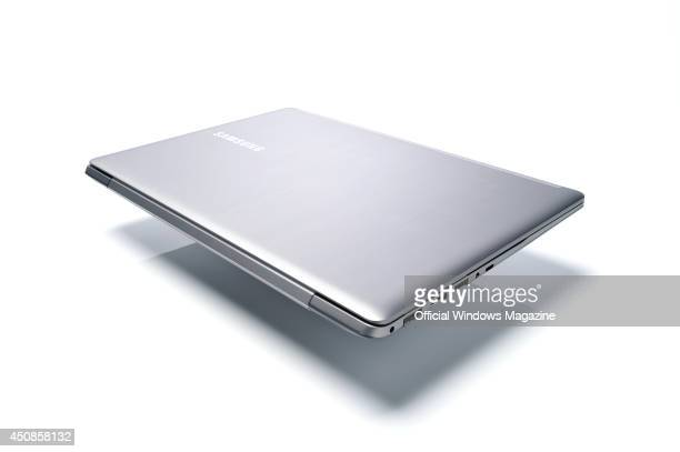 A Samsung Series 7 Ultra PC laptop photographed on a white background taken on July 26 2013