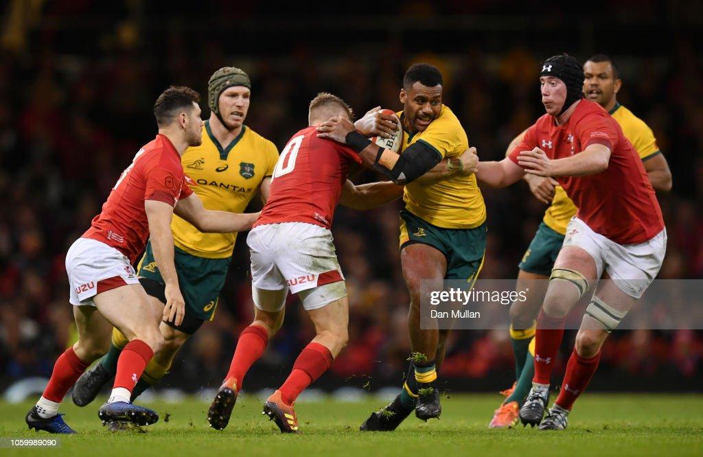 Wales v Australia - International Friendly : News Photo