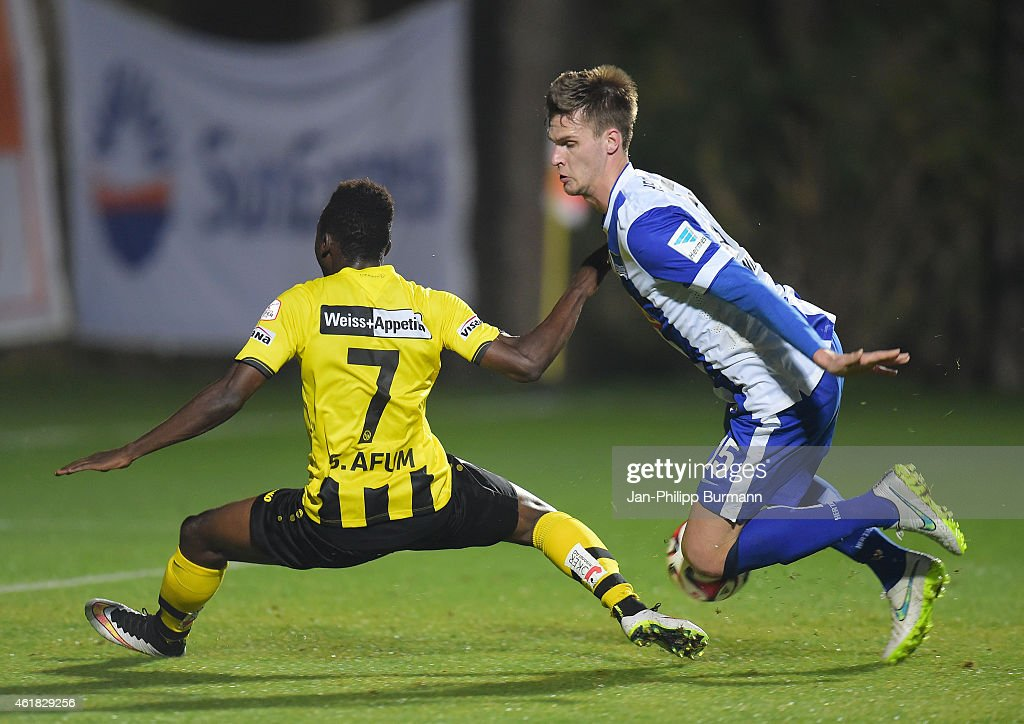 Hertha BSC v Young Boys Bern - Friendly Match : News Photo