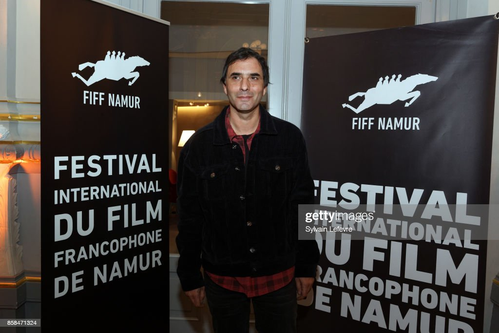 Samuel Benchetrit attends the Award Ceremony of 32nd Namur International French-Language Film Festival (FIFF) on October 6, 2017 in Namur, Belgium.