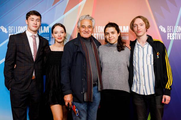 "GBR: ""Sundown"" UK Premiere - 65th BFI London Film Festival"