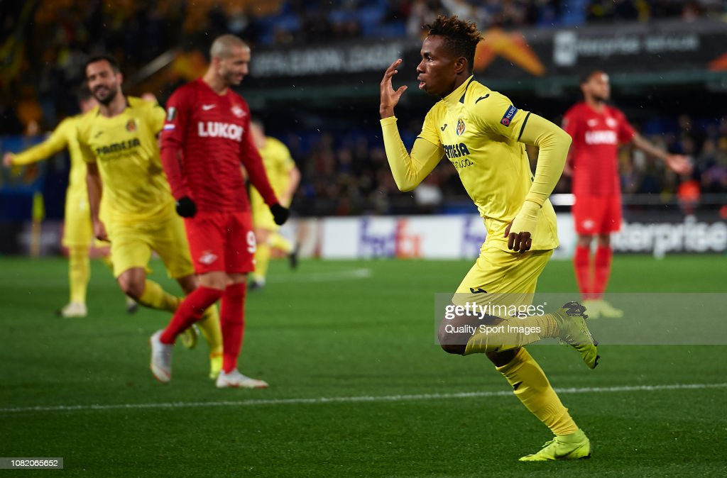 Villarreal CF v Spartak Moscow - UEFA Europa League : News Photo