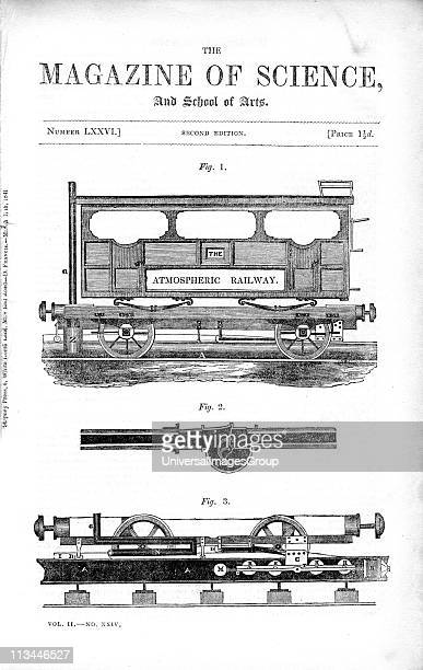 Samuel Clegg Jnr and Joseph Samuda's atmospheric railway This was the system adopted on the Croydon Atmospheric Railway the Kingstown and Dalkey the...