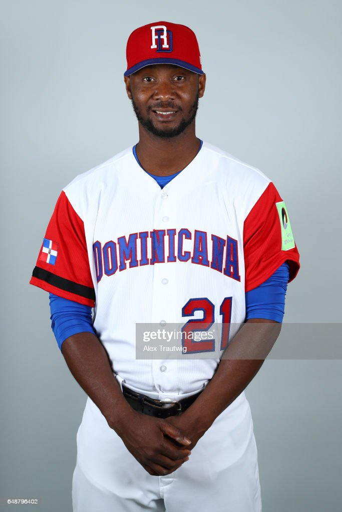 World Baseball Classic - Pool C - Headshots