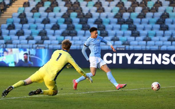 GBR: Manchester City v Manchester United - Premier League 2