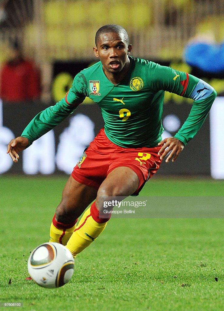 Italy v Cameroon - International Friendly