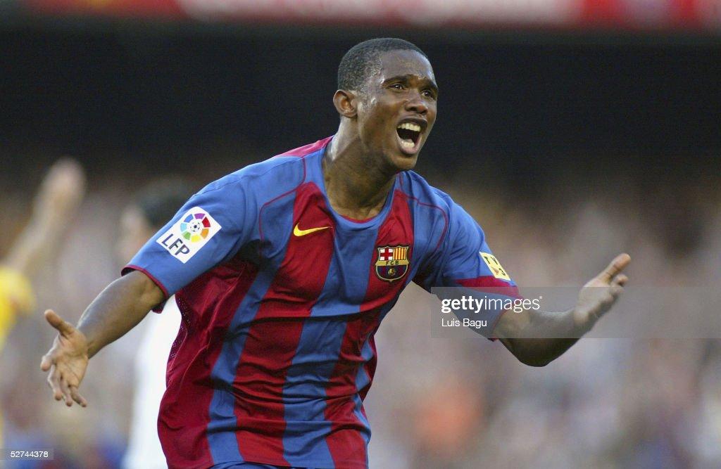 La Liga - Barcelona v Albacete : News Photo