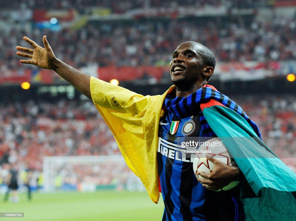 Bayern Muenchen v Inter Milan - UEFA Champions League Final : News Photo