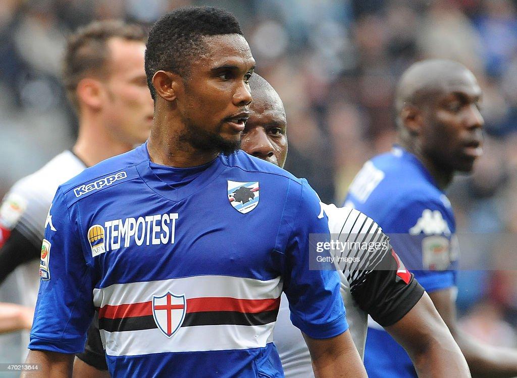 UC Sampdoria v AC Cesena - Serie A : News Photo