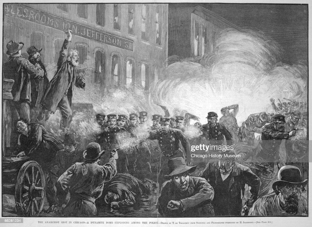 The Haymarket Affair : News Photo