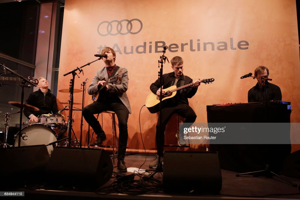Berlinale Lounge Night With Mando Diao - Audi At The 67th Berlinale International Film Festival