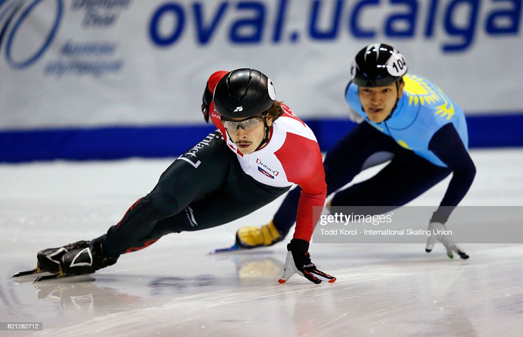 ISU World Cup Short Track - Calgary Day 1