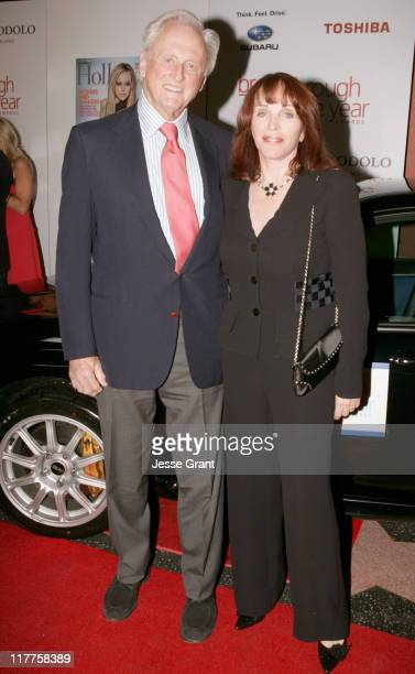 Samuel Goldwyn Jr and guest during Hollywood Life Magazine's 5th Annual Breakthrough of the Year Awards Arrivals at Henry Fonda Theatre in Hollywood...