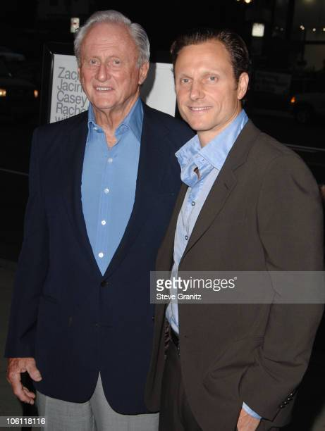 "Samuel Goldwyn Jr. And Tony Goldwyn during ""The Last Kiss"" Los Angeles Premiere - Arrivals at Directors Guild of America in Hollywood, California,..."