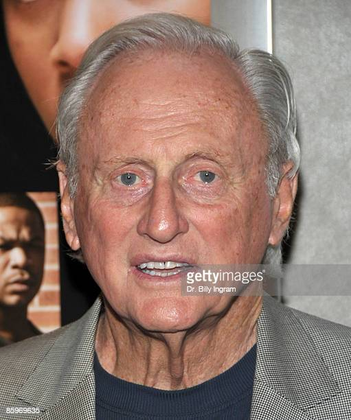 Samuel Goldwyn Jr arrives at the Los Angeles premiere of American Violet at the Silver Screen Theater at The Pacific Design Center on April 13 2009...
