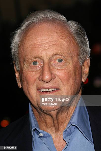 Samuel Goldwyn Jr during The Last Kiss Los Angeles Movie Premiere at Directors Guild of America Theater in Los Angeles California United States