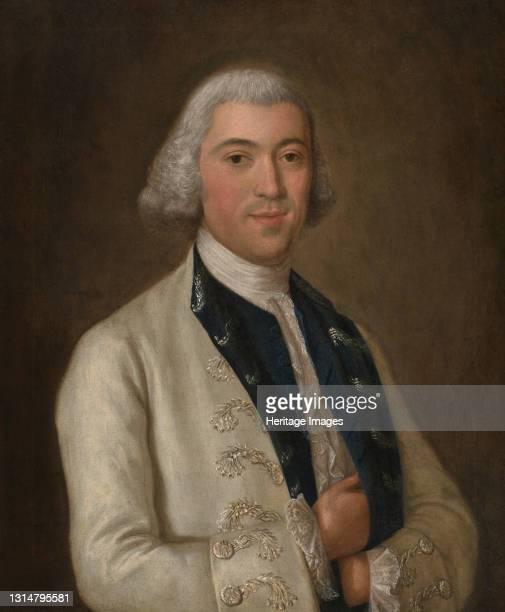 Samuel Griffin, 1770. Artist Cosmo Alexander.