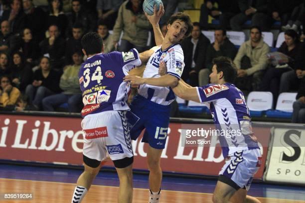 Samuel HONRUBIA Montpellier / Selestat 12eme journee de division 1