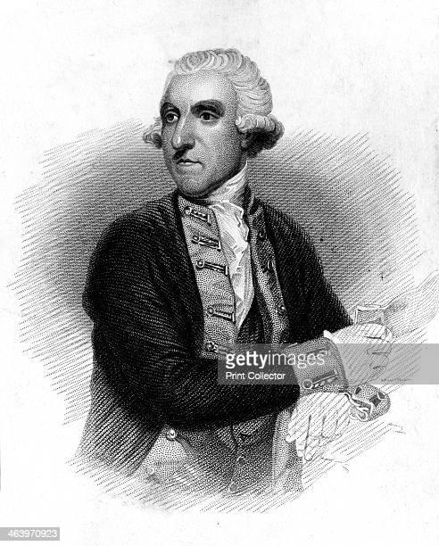 Samuel Hood 1st Viscount Hood British admiral 1837
