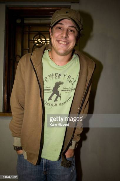 Samuel Johnson attends the opening night of the St Kilda Film Festival at the Palais Theatre on May 6 2008 in Melbourne Australia