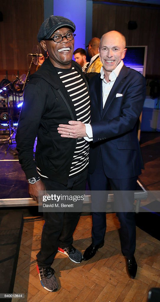LCM: Samuel L. Jackson x Dylan Jones - Celebrity Karaoke Evening