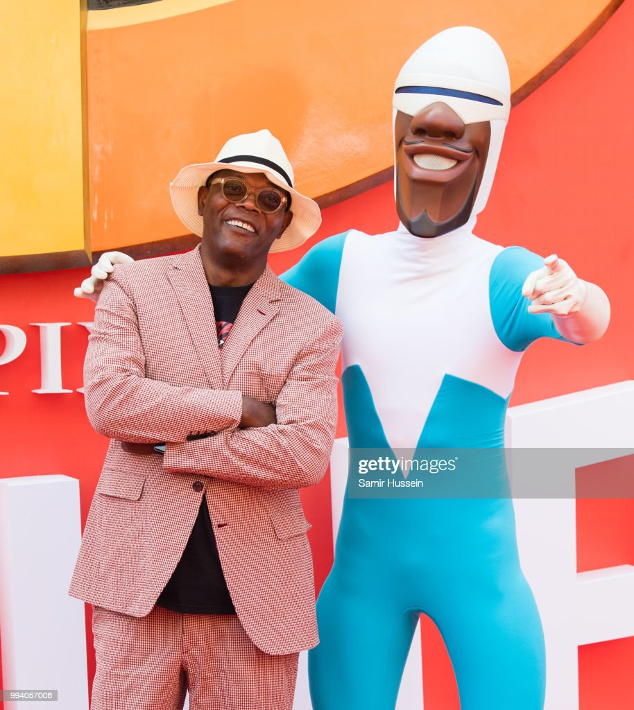 'Incredibles 2' UK Premiere - Arrivals