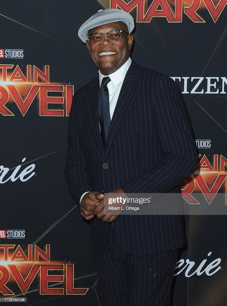 "Marvel Studios ""Captain Marvel"" Premiere - Arrivals : News Photo"