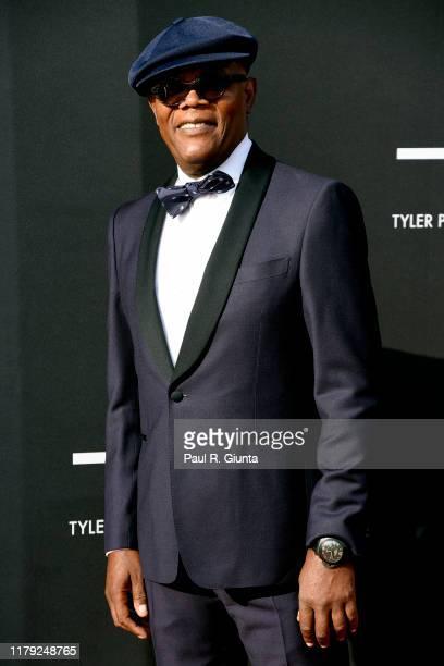Samuel L. Jackson attends Tyler Perry Studios grand opening gala at Tyler Perry Studios on October 05, 2019 in Atlanta, Georgia.