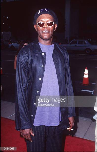Samuel L Jackson during 'Money Talks' Hollywood Premiere at Cinerama Dome in Hollywood California United States
