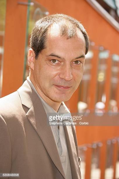 Samuel Labarthe at Roland Garros Village