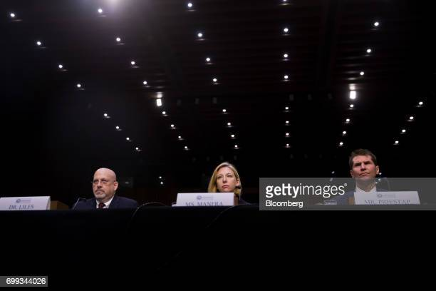Samuel Liles acting director of the cyber division with the office of intelligence and analysis department at the Department of Homeland Security...