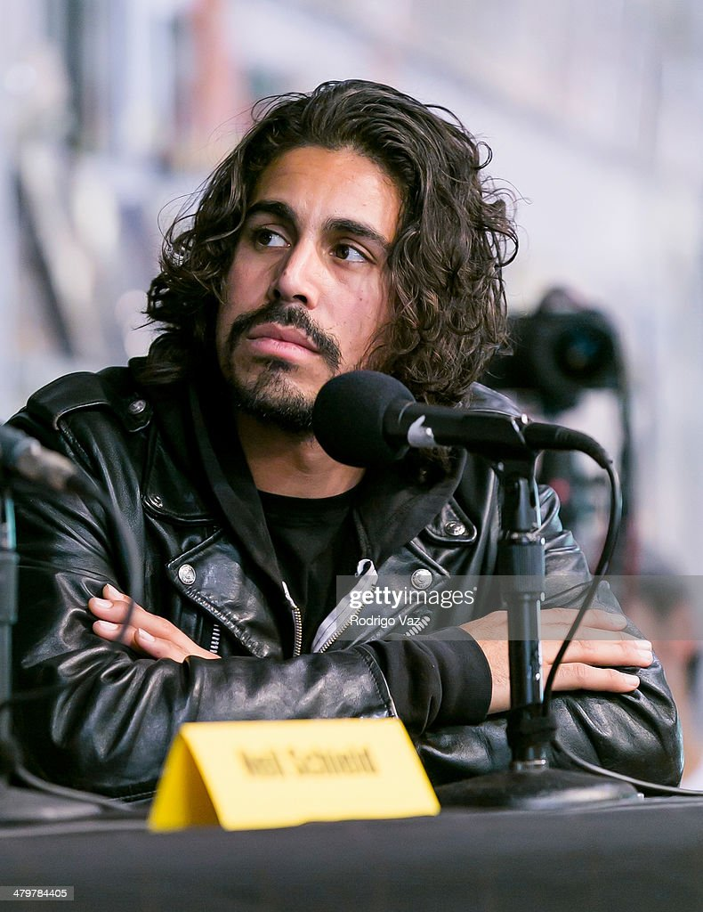 Samuel Lopez of Tapioca and the Flea attends the Record Store Day LA Press Conference 2014 at Amoeba Music on March 20, 2014 in Hollywood, California.
