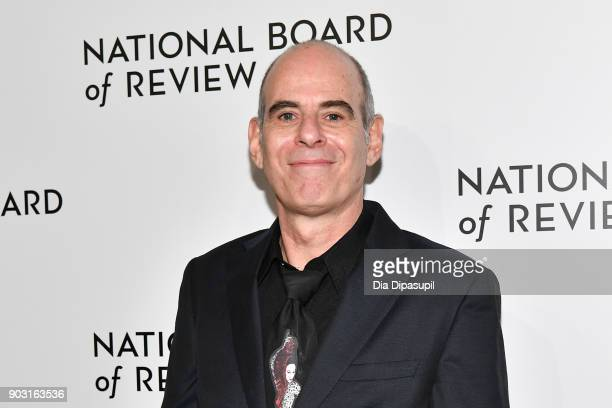 Samuel Maoz attends the 2018 National Board of Review Awards Gala at Cipriani 42nd Street on January 9, 2018 in New York City.