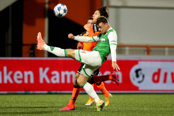 NLD: FC Volendam v FC Dordrecht - Dutch Keuken Kampioen Divisie