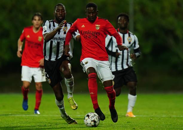 PRT: SL Benfica B v Varzim SC - Liga Pro