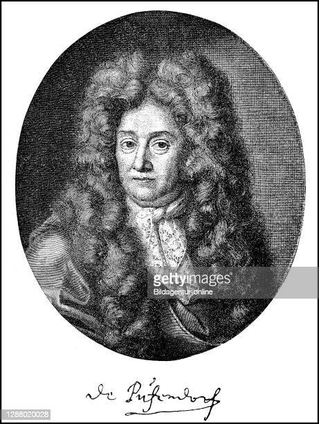 Samuel Pufendorf, from 1694 Freiherr von Pufendorf, 8 January 1632 - October 26 was a German natural law philosopher, historian and natural and...
