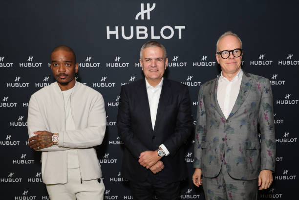 GBR: Hublot Design Prize Cocktail Event At The Serpentine Gallery