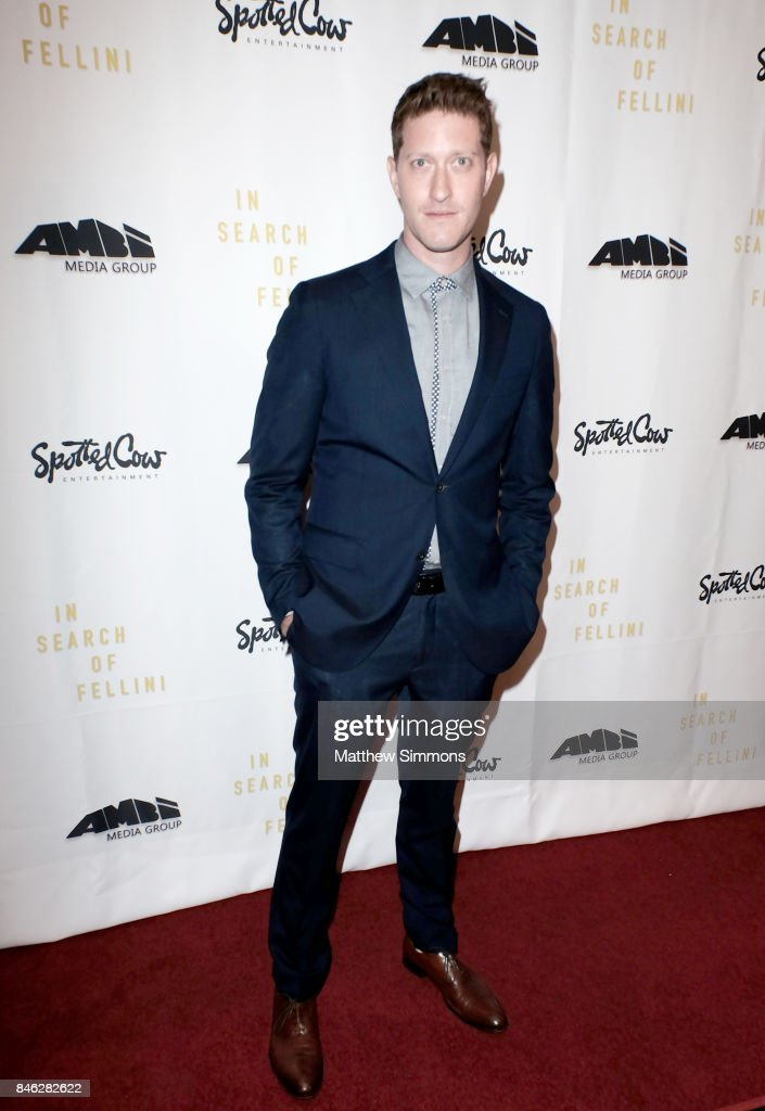 "Screening Of Ambi Distribution's ""In Search Of Fellini"" - Arrivals"