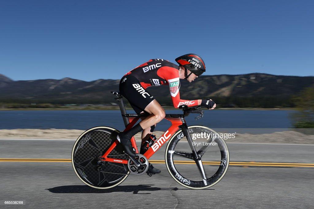 AMGEN Tour of California - Stage 6 Men's: Big Bear Lake TT