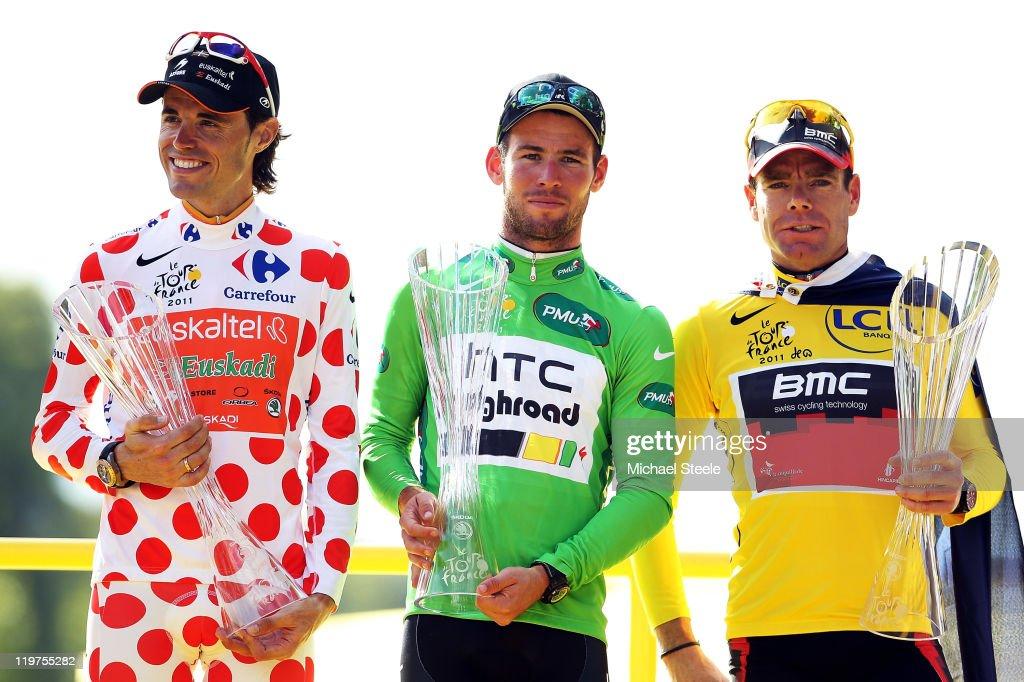 Le Tour de France 2011 - Stage Twenty One